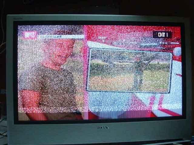 Типовые неисправности телевизоров